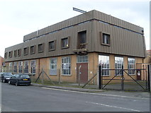 ST3049 : Telephone Exchange, Burnham-On-Sea by David Hillas
