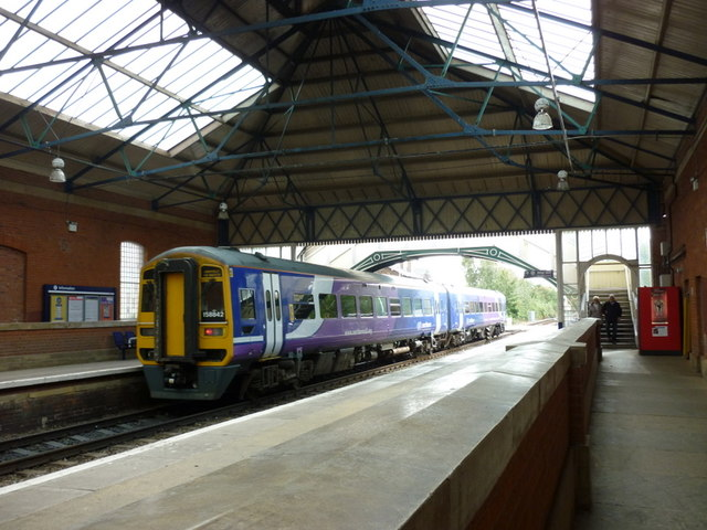 Beverley train station