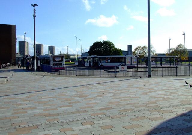 Govan bus station