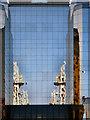SJ8096 : Reflections at Quay West by David Dixon