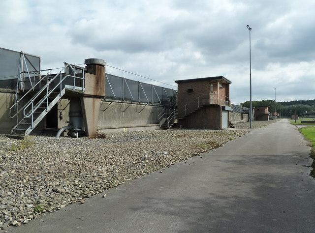Claymills Sewage Works