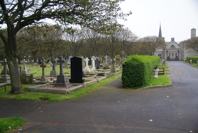 Whitley Bay Cemetery