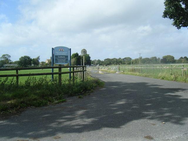 Leahurst Veterinary Science Teaching Hospital entrance