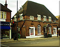 TQ1692 : Former post office, Stanmore by Julian Osley