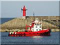 J5082 : Tug 'Samson' at Bangor by Rossographer