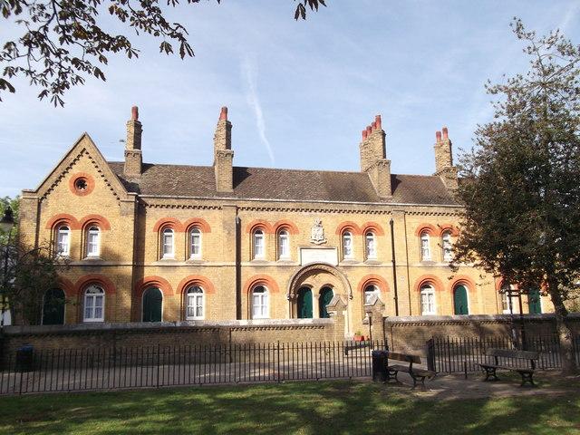 Thackeray's Almshouses, Ladywell