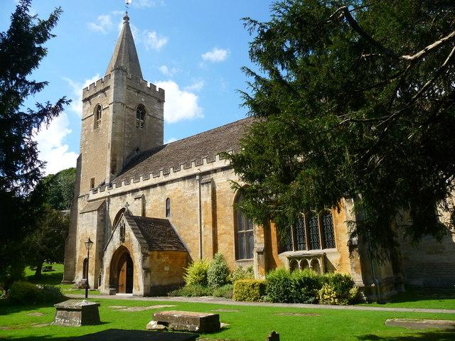 Bradford-on-Avon - Holy Trinity Church © Chris Talbot cc ...