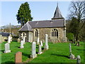 NT7562 : The Kirk at Abbey St Bathans by Maigheach-gheal