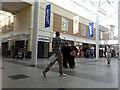 SJ8990 : Inside Merseyway Shopping Centre, Stockport by Steven Haslington