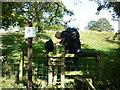 SE8568 : Walking along the Wolds Way by Ian S