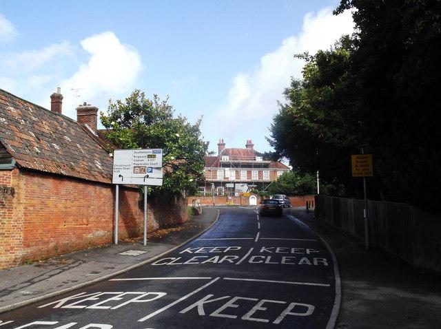 Shrubbs Hill Road, Lyndhurst