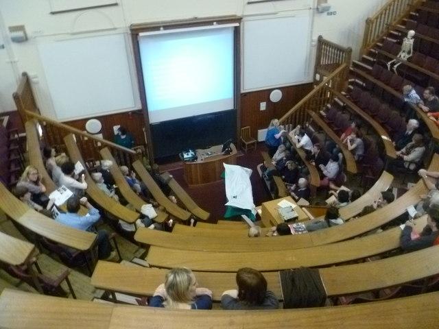 Anatomy Lecture Theatre, Edinburgh Medical School