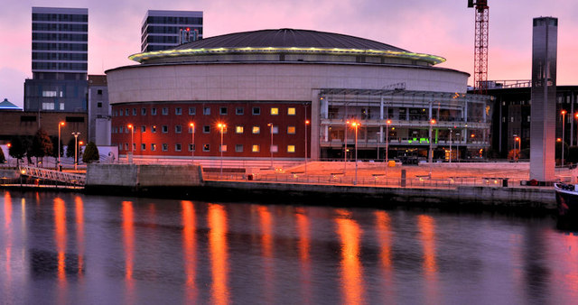 The Waterfront Hall, Belfast (4)