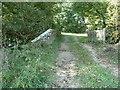 TQ1723 : Farm bridge on footpath 1819 by Dave Spicer