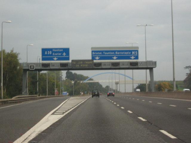 M40 motorway