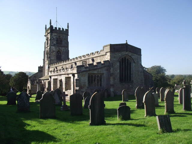 Ss. Peter and Paul, Bolton by Bowland