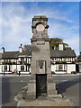 SJ8488 : Gatley Clock Tower by David Dixon