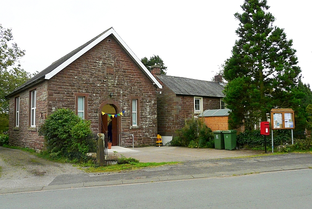 Cumwhitton village hall