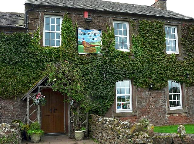 The Pheasant Inn, Cumwhitton