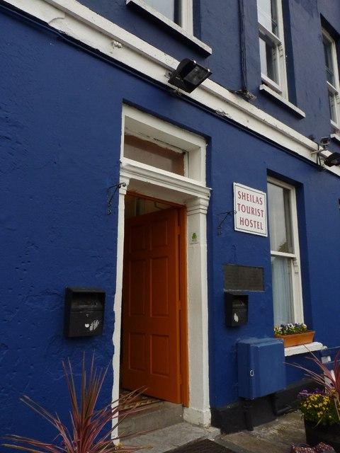 Sheila's Tourist Hostel, Cork