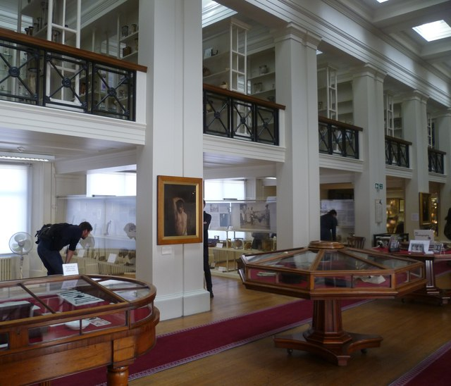 Royal College of Surgeons' Museum, Hill Square