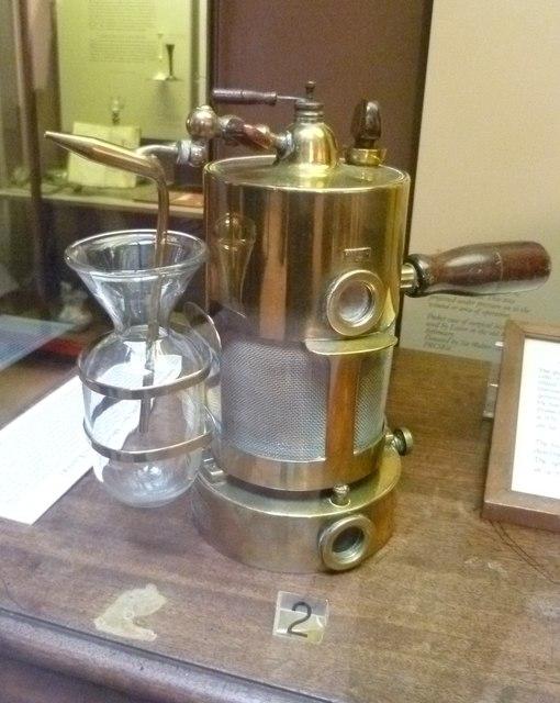 Joseph Lister carbolic spray, Royal College of Surgeons' Museum