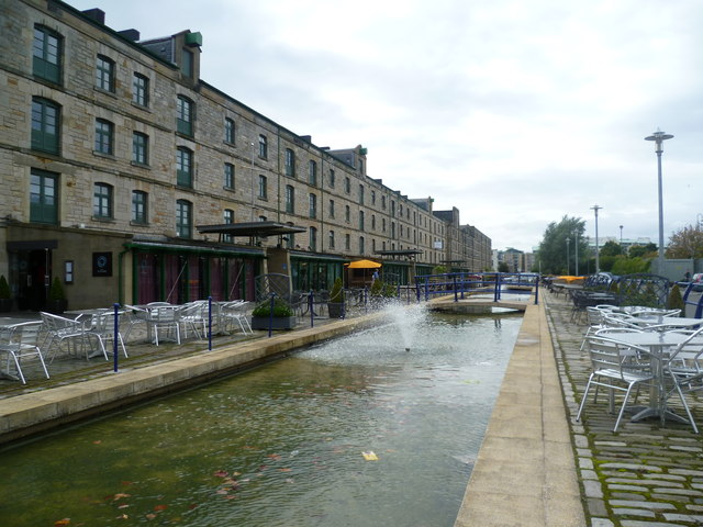 Commercial Quay, Leith