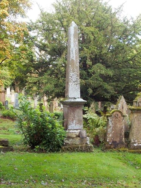Memorial to Adam McKay