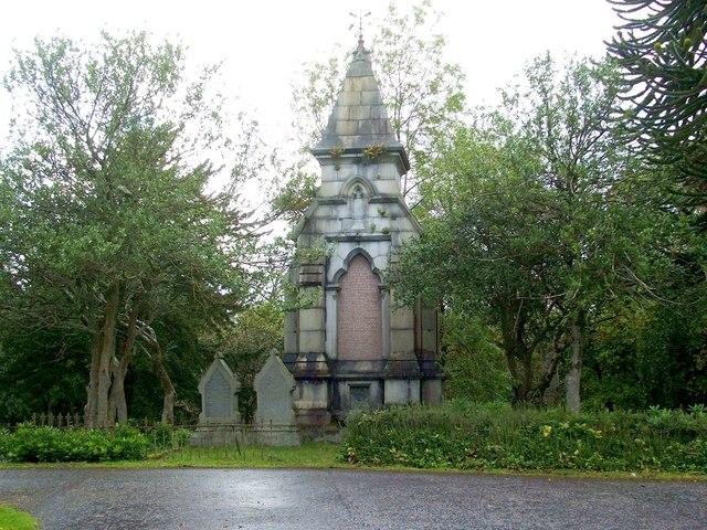 Memorial to Robert Wallace