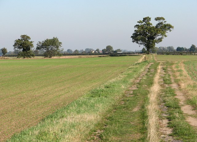 Footpath to Clayhithe