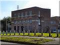 SJ8599 : Collyhurst Telephone Exchange by David Dixon