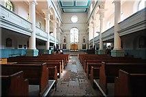 TQ3382 : St Leonard, Shoreditch High Street, Shoreditch - East end by John Salmon
