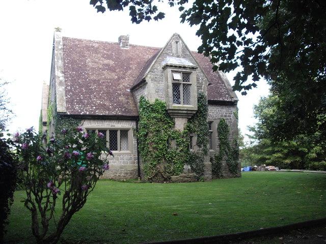 Former lodge for Penllyn Castle