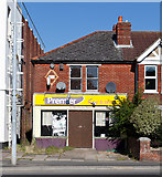 SU3521 : Premier Food & Wine, Winchester Road by Peter Facey
