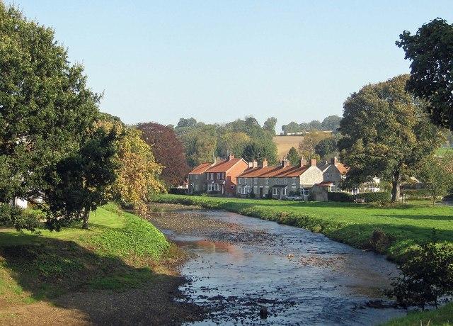 From Sinnington Bridge on the last day of September