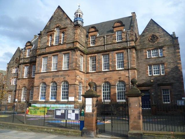 Broughton Primary School by kim traynor