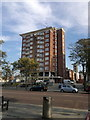 SD3417 : Regent Court, Southport by Steven Haslington