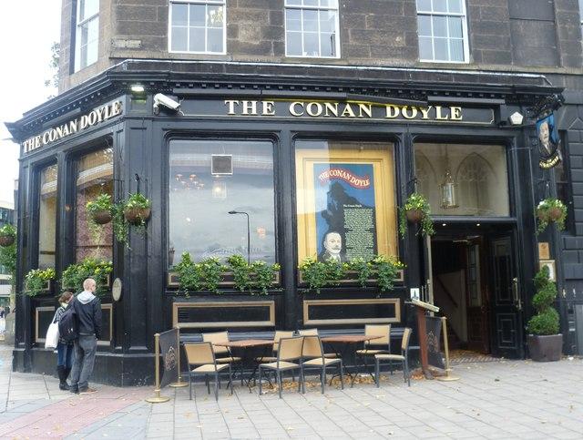 The Conan Doyle, York Place
