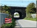 SP9120 : Railway Bridge - Bridego Bridge by Mr Biz