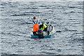 HP6715 : Fishing off Lamba Ness by Mike Pennington