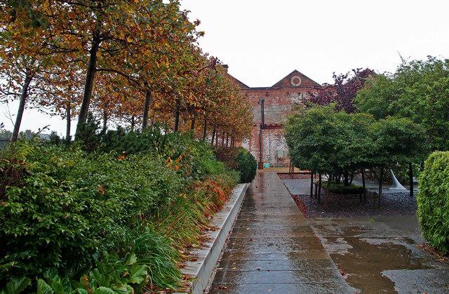 Hidden gardens,Tramway Theatre