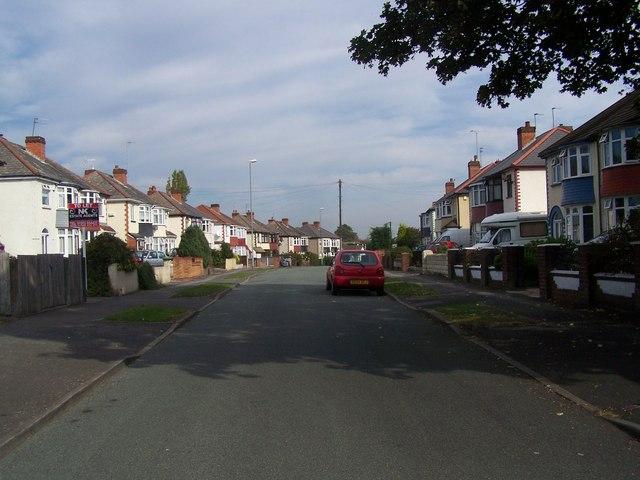 Oak Road, Willenhall