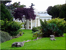 TQ1979 : Gunnersbury Park orangery by Thomas Nugent