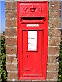 TM3351 : Friday Street Victorian Postbox by Adrian Cable