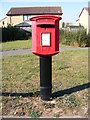 TM3352 : Tower Fields Postbox by Adrian Cable