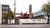 J3674 : New apartments, east Belfast (2) by Albert Bridge