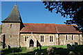 TQ7213 : St Laurence Church, Catsfield by Julian P Guffogg