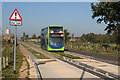 TL4067 : Cambridgeshire Busway by Alan Murray-Rust