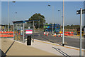 TL4067 : Longstanton Park And Ride by Alan Murray-Rust