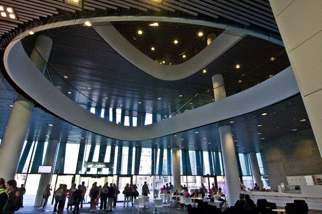 Aberdeen University New Library 169 Alan Findlay